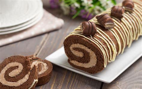 recherche de recettes de cuisine gâteau roulé au kinder bueno avec thermomix recette thermomix