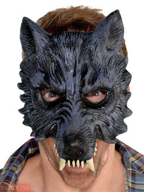 list  synonyms  antonyms   word wolf mask