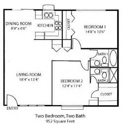 two bedroom cabin plans tiny house single floor plans 2 bedrooms bedroom house