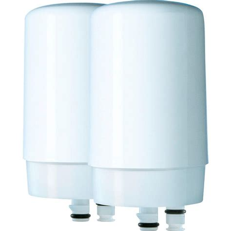 Brita Faucet Mount by Brita Faucet Mount Replacement Water Filters 2 Pack