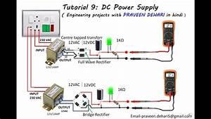 Dc Power Supply   Tutorial 9