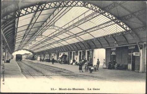 description de la ligne luxey mont de marsan