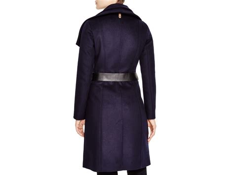 Mackage Nori Asymmetric Belted Coat In Blue (navy) Lean Six Sigma Green Belt Certification Test Questions Clip Watches Sambo Black Seat Harness For Children Timing Replacement Price Hay Conveyor Western Gun Holster Belts Big And Tall Gucci