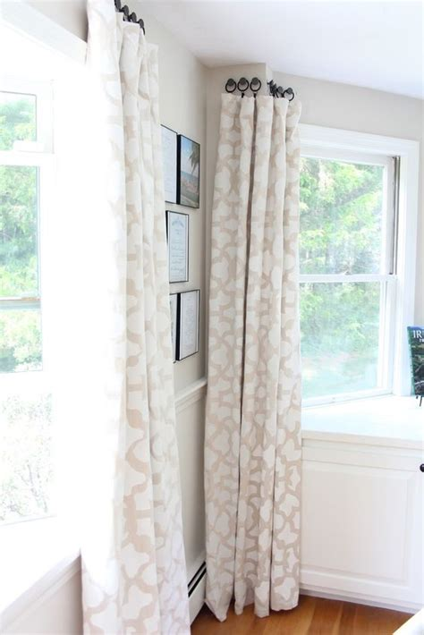how to hang grommet drapes image result for different ways to hang grommet curtains