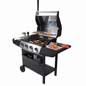 Barbecue A Gaz Castorama : barbecue gaz ultar promo castorama castorama et barbecue ~ Melissatoandfro.com Idées de Décoration