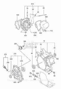 Robin  Subaru Sx17 Parts Diagram For Crankcase