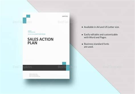 sales plan templates   rtf  ms word