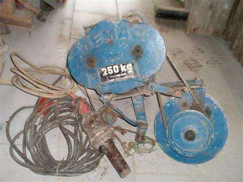 dübel für styropor dämmung bau aufzug der firma demag 250 kg bauunternehmen