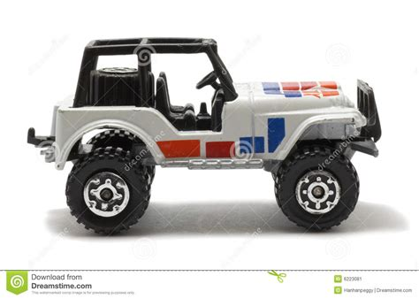 toy jeep car jeep car toy stock image image 6223081