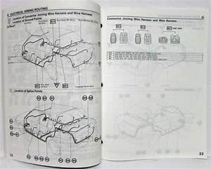 1994 Toyota Tercel Electrical Wiring Diagram Manual