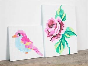 DIY – Paint artwork for your home