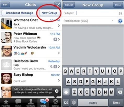 how to start a chat on iphone how to start a whatsapp chat