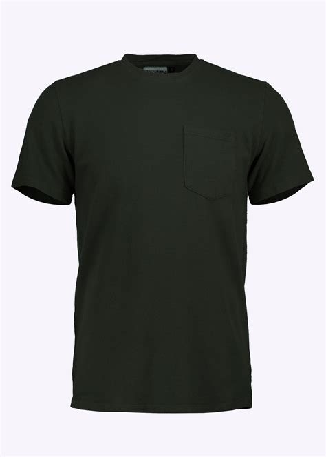 jungmaven 7oz pocket forest green triads mens from