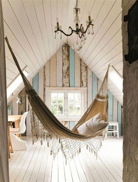 beautiful indoor hammock beds decor ideas