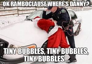 Santa Busted - Imgflip