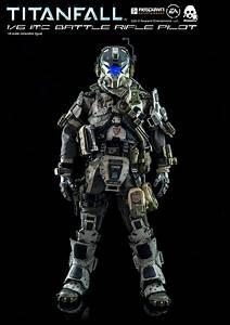 Titanfall IMC Battle Rifle Pilot – Threezero Online Store