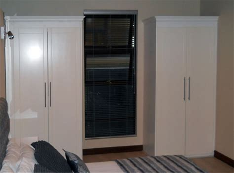 Ready Made Built In Cupboards by Home Dzine Home Diy How To Build And Assemble Built In