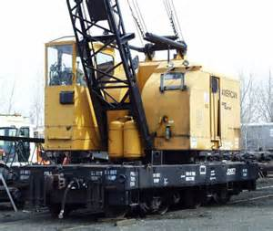 American Ohio Locomotive Crane -- American Locomotive ...