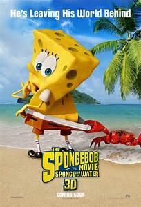 The Spongebob Movie Sponge Out Of Water 3d Trailer Collider