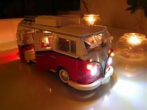 Lego Led Beleuchtung : lego 10220 wohnmobil volkswagen t1 led beleuchtung ~ Orissabook.com Haus und Dekorationen