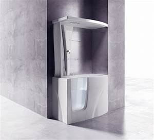 Mini, Bathtub, And, Shower, Combos, For, Small, Bathrooms