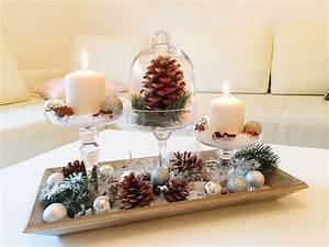 Dekoration Für Wohnzimmer : diy winterdeko f r das wohnzimmer winter dekoration ~ Udekor.club Haus und Dekorationen