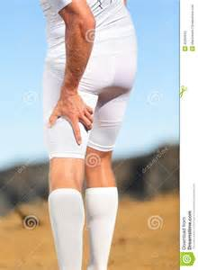 Pulled Muscle Back of Thigh Leg