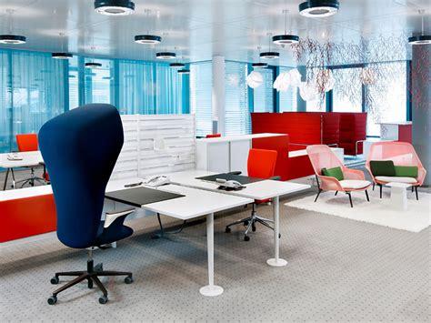 bureau administratif fauteuil de direction avec dossier haut workbay by vitra