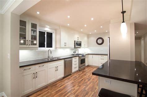 kitchen remodeling ideas shallot crescent residence modern kitchen toronto