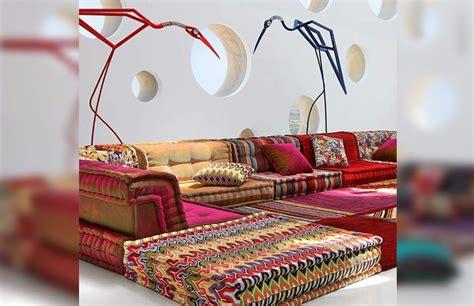 canape marocain ambiance des milles  une nuits dans