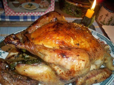 cuisiner un poulet fermier recette poulet fermier de normandie rôti au four par la