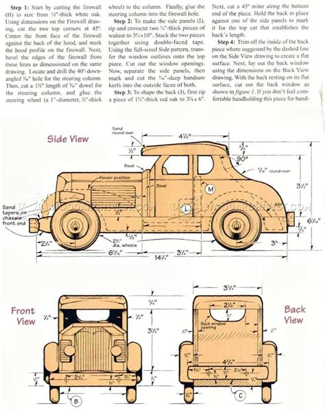 wooden toy plans ideas  pinterest wooden childrens toys wooden toy trucks