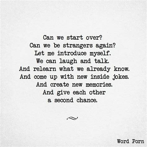 Second Chances Quotes The 25 Best Second Chance Quotes Ideas On