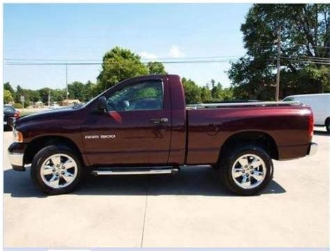 Sell Used 2005 Dodge Ram 1500 Slt 4x4 Low Miles In Wharton