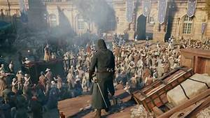 Watch an Assassin's Creed Unity time-travel mission - VG247