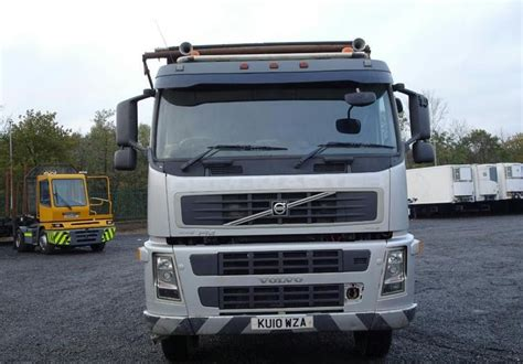 2010 volvo truck for sale 2010 10 volvo fm 400 truck for sale in monaghan co