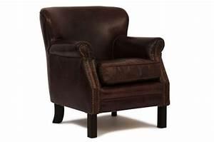 Fauteuil Vintage Pas Cher : fauteuil club vintage cuir vieilli fauteuils classiques pas cher ~ Teatrodelosmanantiales.com Idées de Décoration