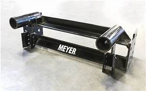 This New Meyer Oem Snow Plow Clevis Frame 11310 Is Used