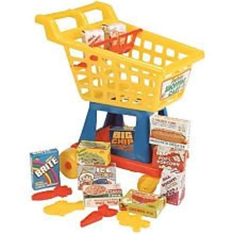 just like home 12 deluxe shopping cart