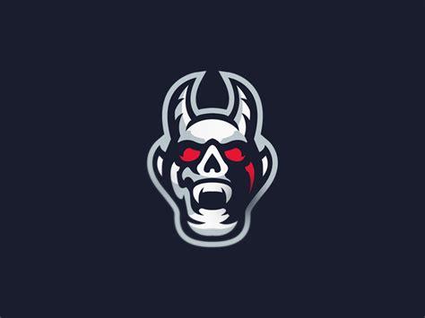 devil logo by djordje djordjevic skull logoinspirations co