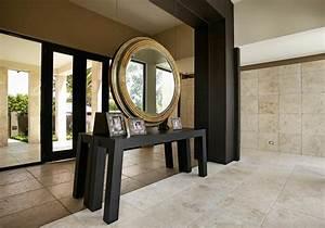 Interieur moderne et original a laide de miroir decoratif for Miroir decoratif interieur design