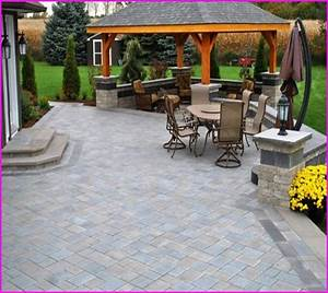Paver patio cost per square foot home design ideas for Paver patio cost per sq ft