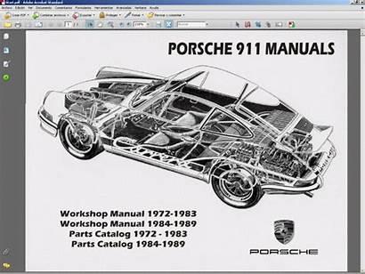 Porsche 911 Manual Repair Diagram Wiring Parts
