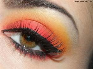 15 Easy Eye Makeup Ideas  U0026 Style Pictures  Step By Step