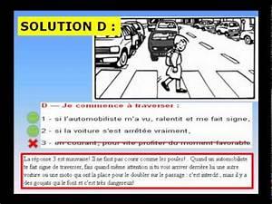 Test Code De La Route : code de la route test 1 youtube ~ Maxctalentgroup.com Avis de Voitures
