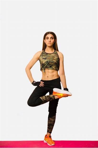 Sana Fakhar Abs Actress Fitness Aur Bas