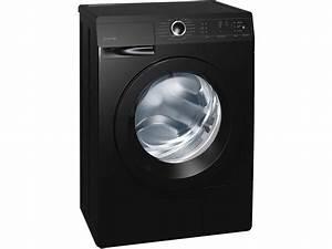 Gorenje Kühlschrank Schwarz : gorenje w6222pb s stand waschmaschine schwarz ebay ~ Eleganceandgraceweddings.com Haus und Dekorationen