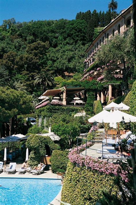 Portofino Hotel Splendido Italy Vacation Pinterest