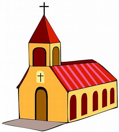 Church Clipart Catholic Christian