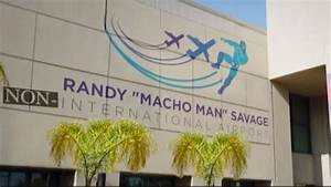 "Randy ""Macho Man"" Savage Non-International Airport in the latest episode of ""The Good Place ..."